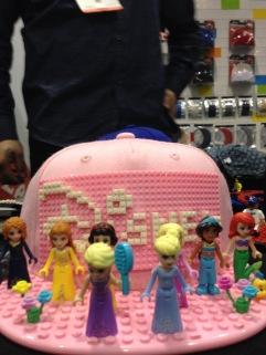 Cap w:Lego Disney