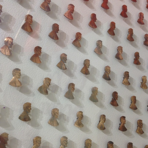 NY NOW pennies busts