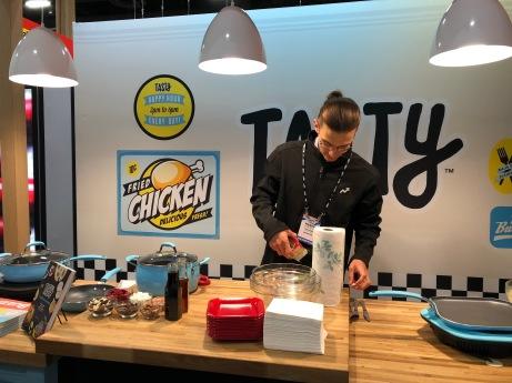 BuzzFeed's Tasty Expo 2018