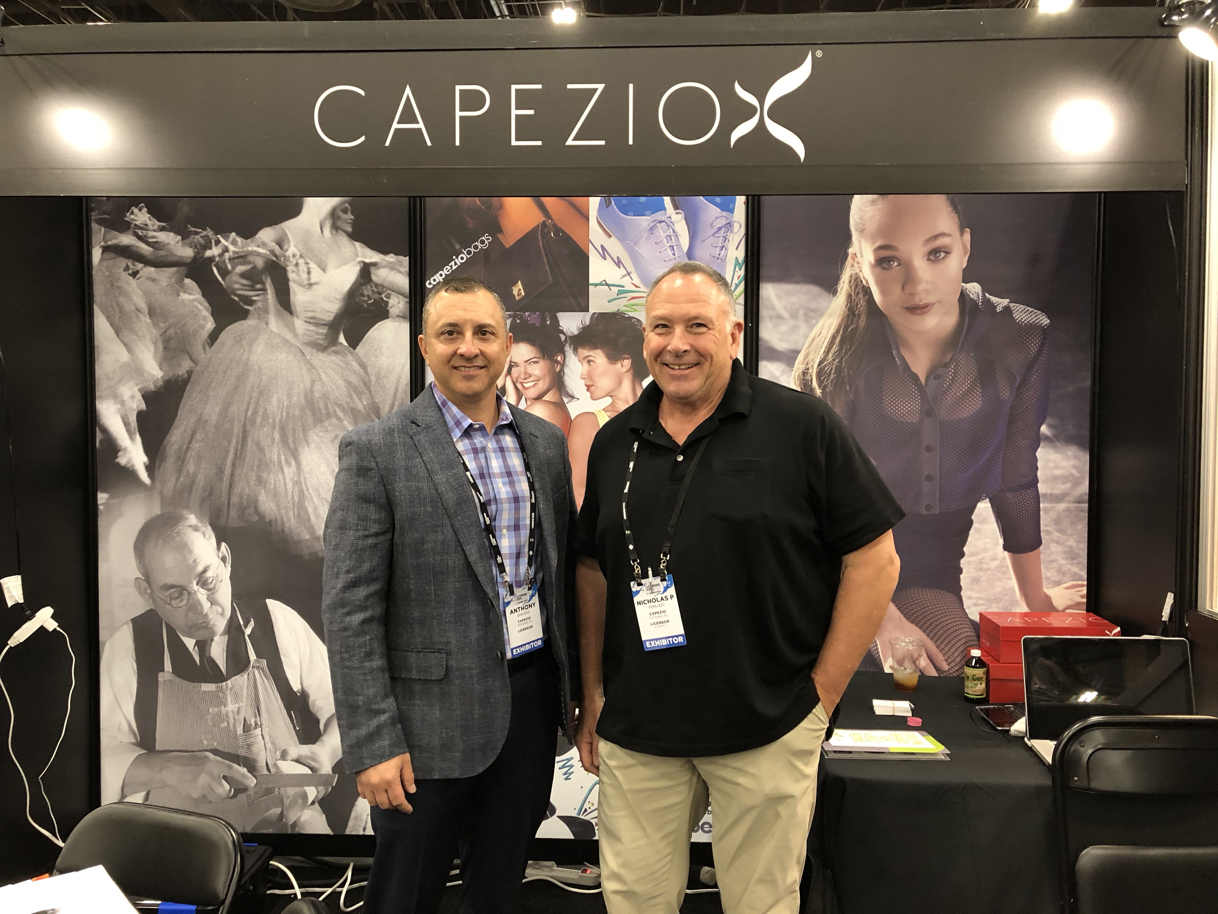 Capezio Expo 2018