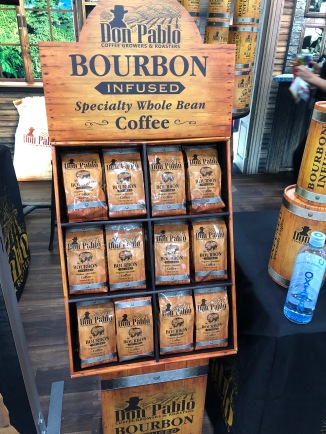 Don Pablo bouron infused coffee
