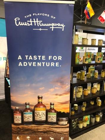 Flavors of Ernest Hemingway