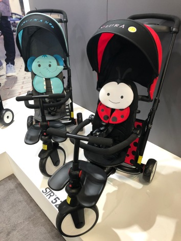 SmarTrike strollers w-characters